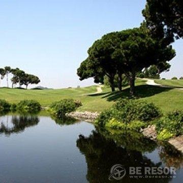 Golfhotell Barcelona