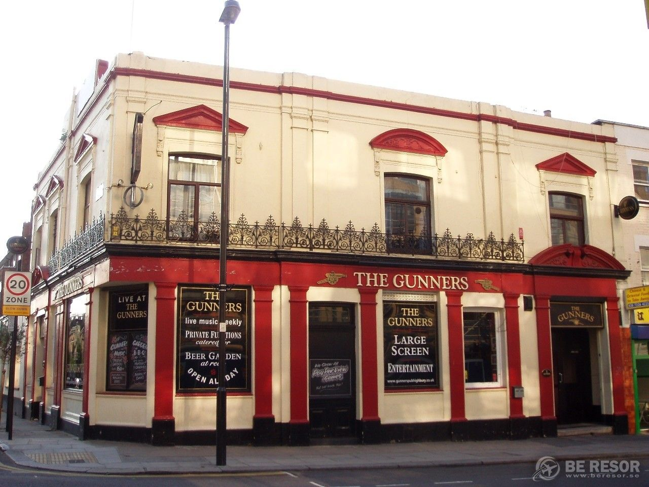The Gunners Pub