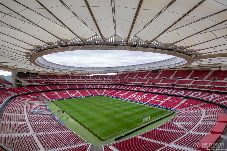 Wanda Metropolitano arena