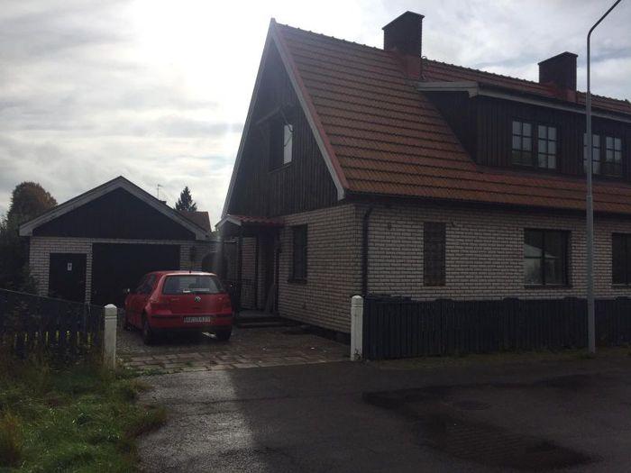 Lägenhet på Fogdegatan i Bjuv