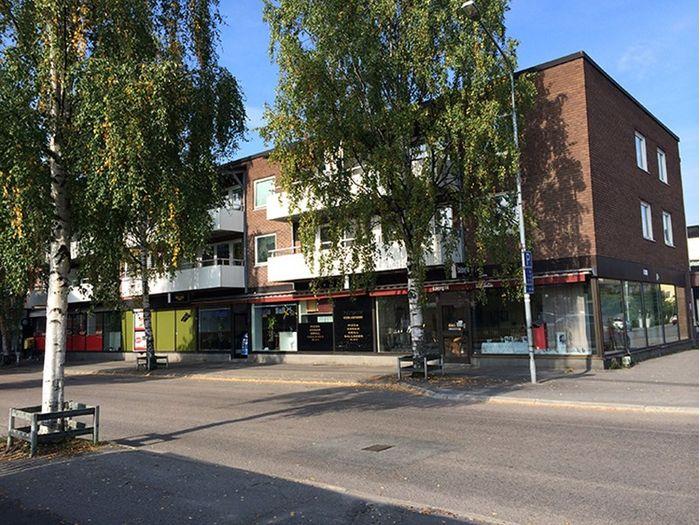 Lägenhet på Kungsgatan 14B i Boden