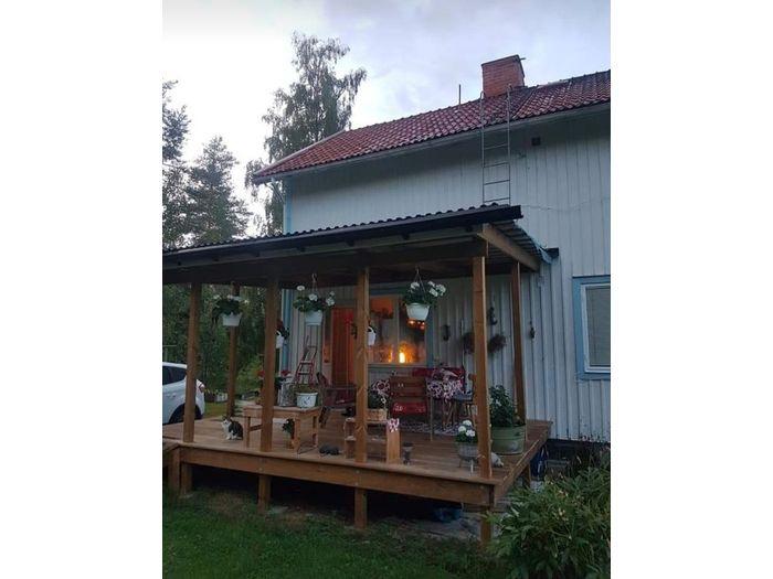 Lägenhet på Timmervägen i Ånge