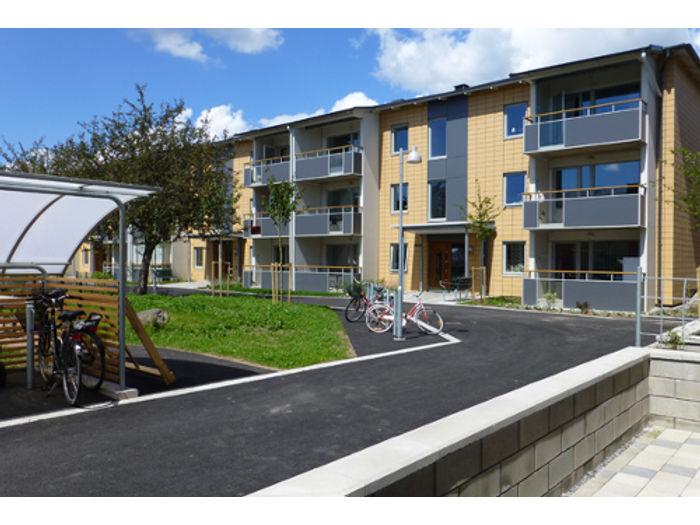Lägenhet på Knektegårdsgatan 21A i Alingsås