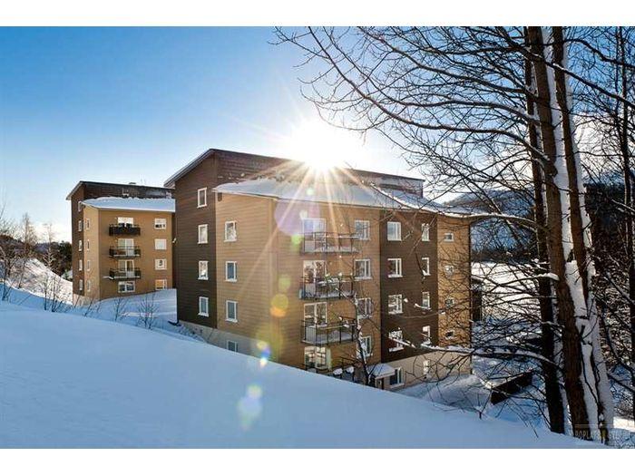 Lägenhet på Årevägen 136A i Åre