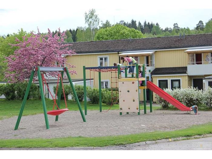 Lägenhet på Fridensplan 1B i Arvika