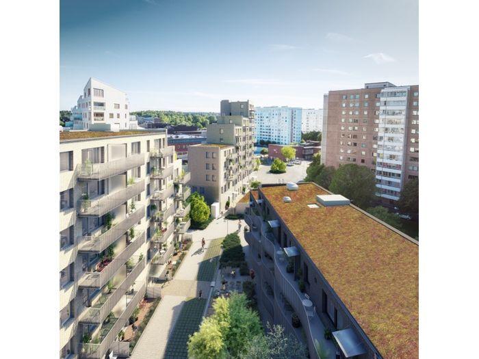 Lägenhet på Mandolingatan 116 i Göteborg
