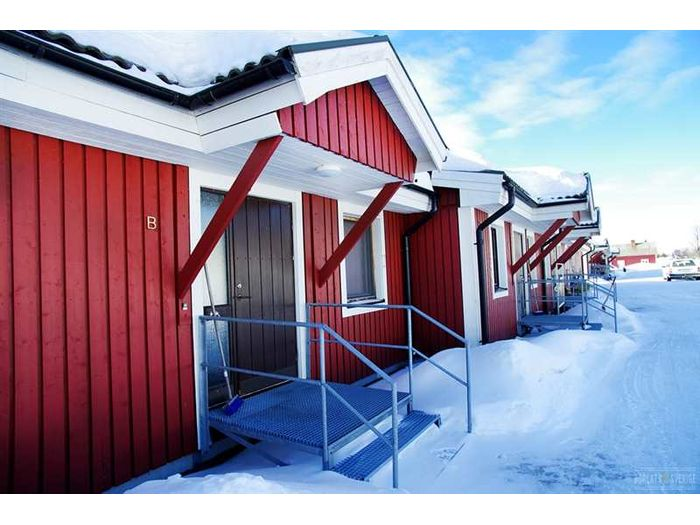 Lägenhet på Ängsvägen 20B i Arvidsjaur