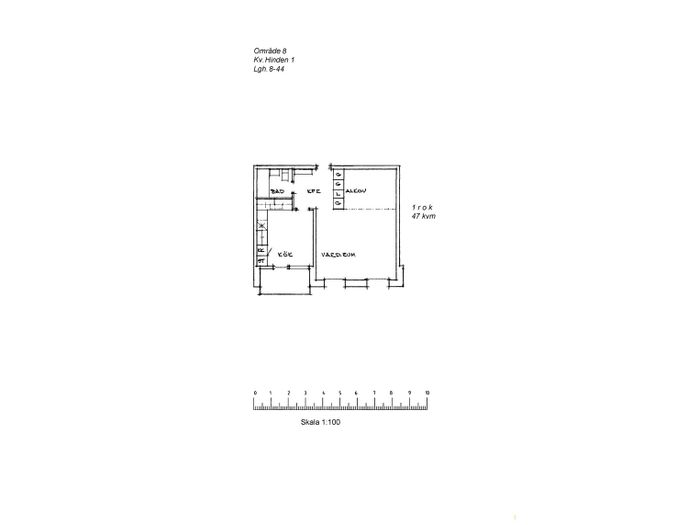 Lägenhet på Villavägen 11B i Arvidsjaur