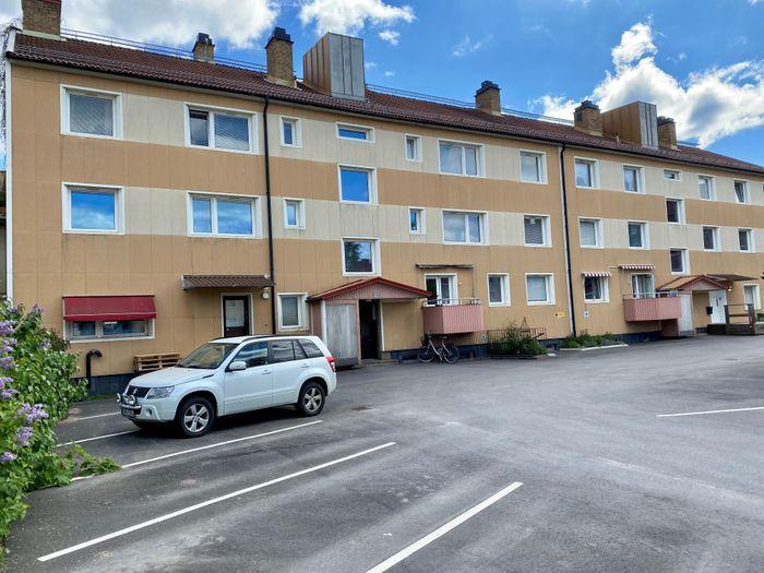 Lägenhet på Järnvägsgatan i Avesta