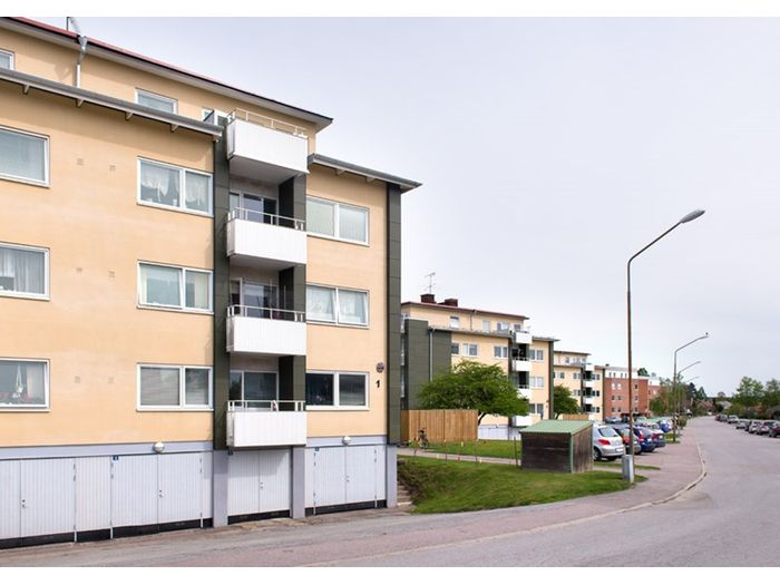 Lägenhet på Borgmästargatan 5 i Askersund