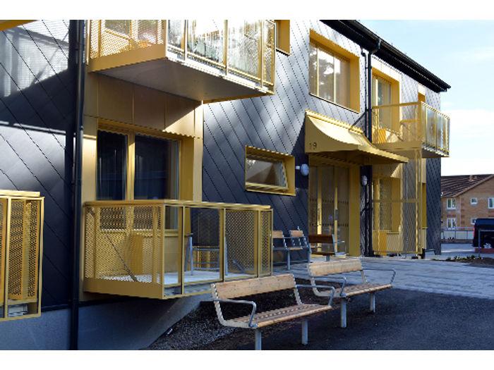 Lägenhet på Lövskogsgatan 19 i Alingsås