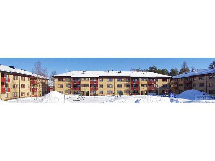 Lägenhet på Domängatan 4A i Arvidsjaur