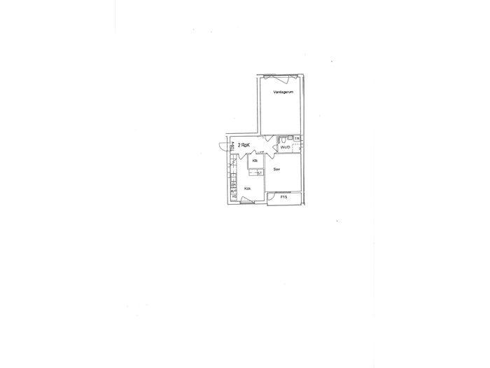 Lägenhet på Torggatan 12 i Åstorp