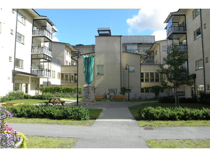 Lägenhet på Värendsgatan 5B i Alvesta