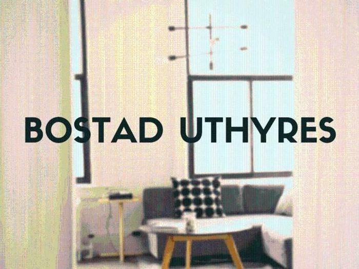 Lägenhet på Odengatan i Åmål