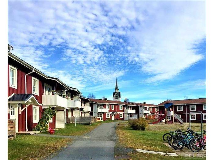 Lägenhet på Kyrklägdan 22 i Åre