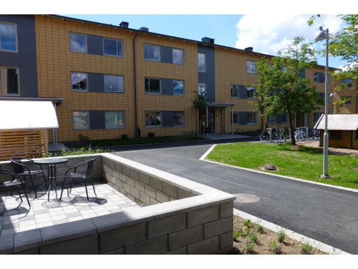 Lägenhet på Knektegårdsgatan 23B i Alingsås