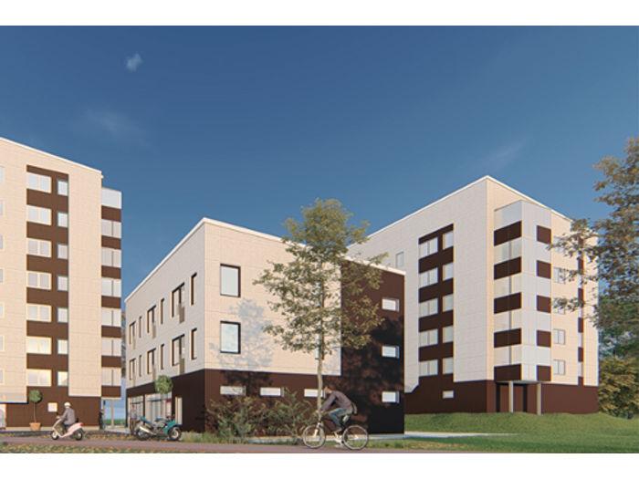 Lägenhet på Tomtebogatan 3 i Alingsås