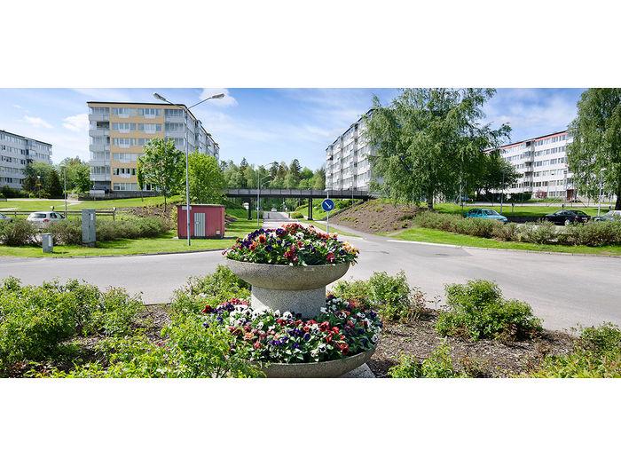 Lägenhet på Lars Kaggsgatan 71 i Borås