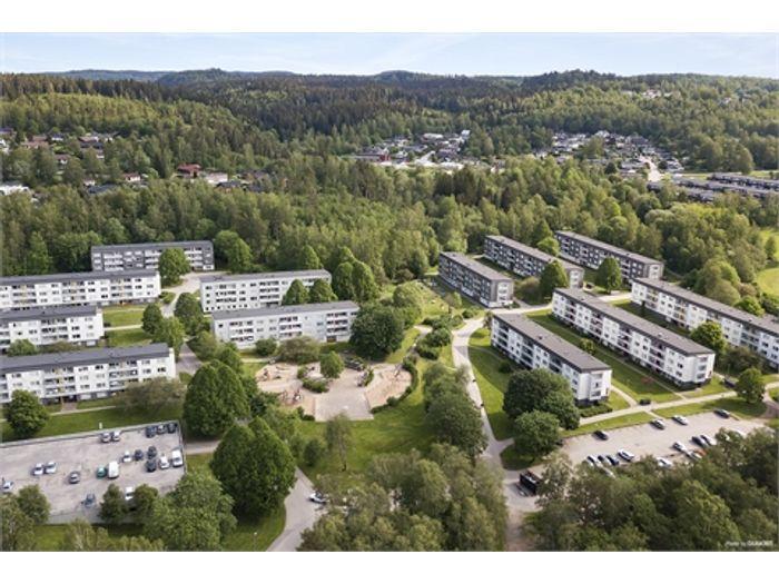 Lägenhet på Marklandsgatan 25 i Borås