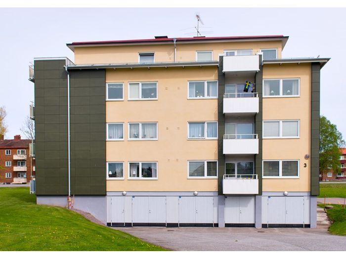 Lägenhet på Borgmästargatan 1 i Askersund