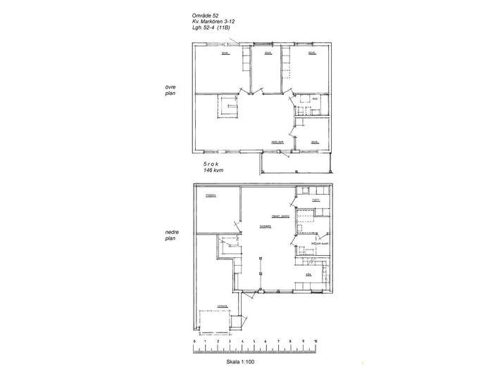 Lägenhet på Idrottsgatan 11B i Arvidsjaur