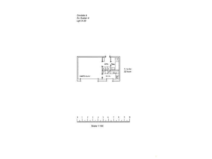 Lägenhet på Västlundavägen 45C i Arvidsjaur
