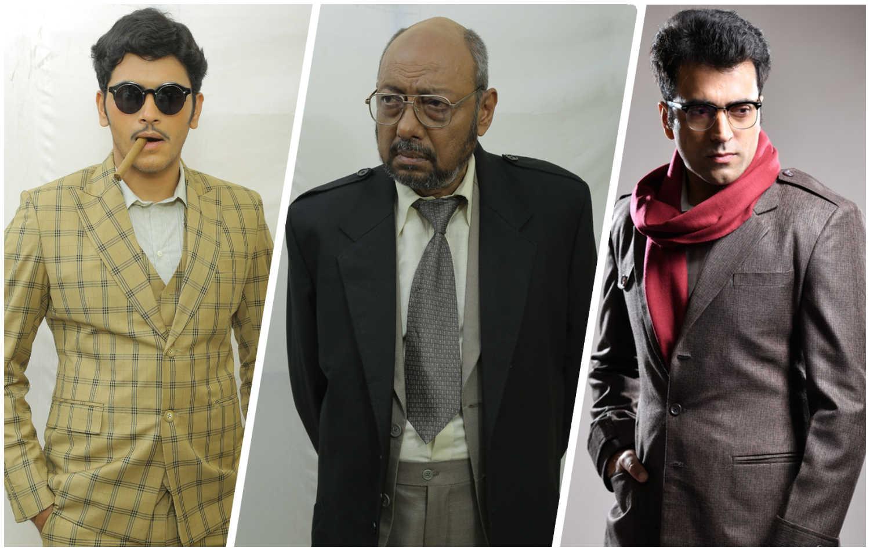 Arindam Sil's Film Byomkesh Gowtro's Cast Unveiled