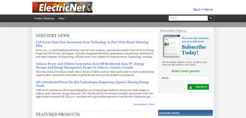 ElectricNet