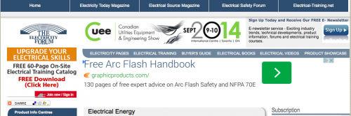 Electricity Forum