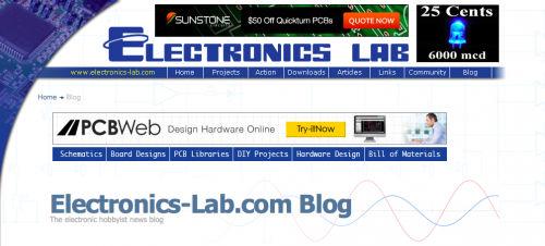 Electronics-Lab Blog