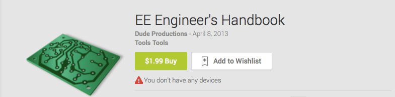 EE Engineer's Handbook