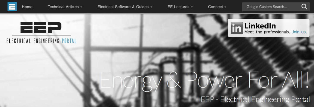 Electrical Engineering Portal