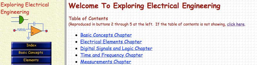Exploring Electrical Engineering