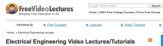 FreeVideoLectures