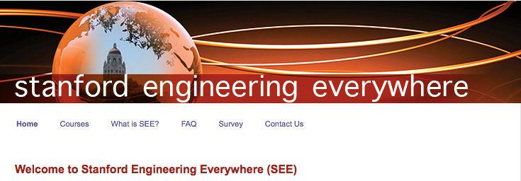 Stanford Engineering Everywhere