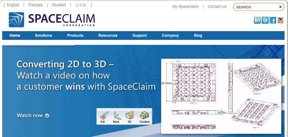 Space Claim