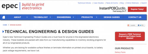 epec Technical Engineering & Design guides