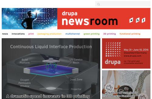 Drupa Newsroom