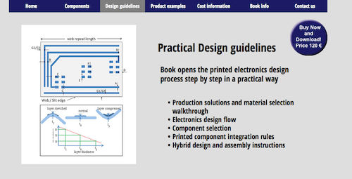 Printed Electronics & Diagnostic