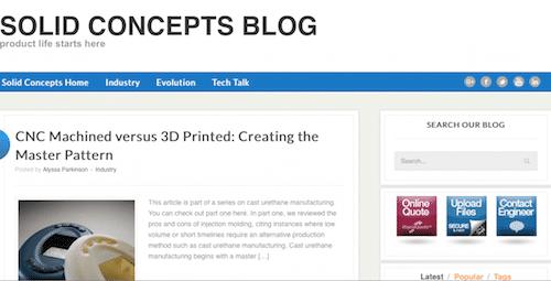 Solid Concepts Blog