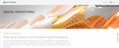 Autodesk Digital Prototyping