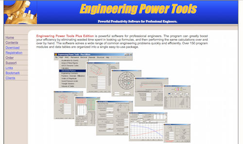 Engineering Power Tools Plus Edition