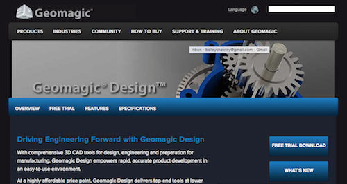 Geomagic Design