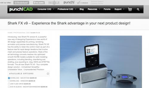 Shark FX v9