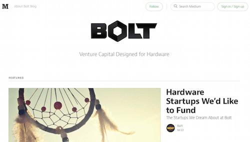 Bolt Blog