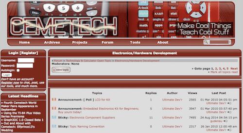 Electronics:Hardware Devlopment Forum