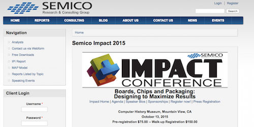 Semico Boards, Chips and Packaging Designing to Maximize Results