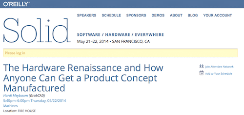 The Hardware Renaissance and How Anyone Can Get a Product Concept Manufacturedd