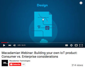 Building Your Own IoT Product